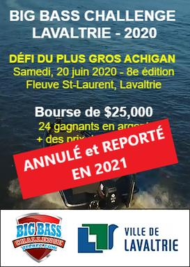 AVIS AUX PÊCHEURS DE TOURNOI