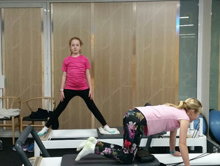 Teen Pilates
