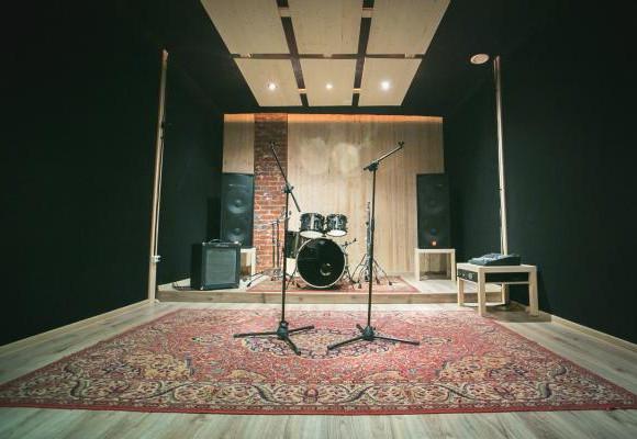 Репетиционная база Т-34 комната №1
