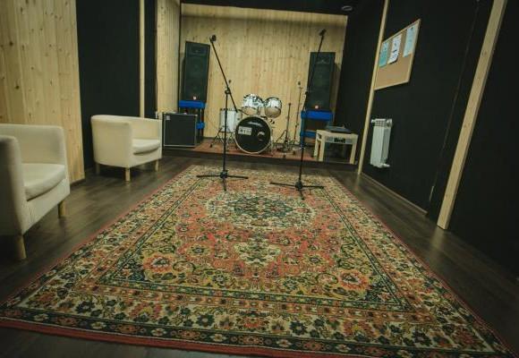 Репетиционная база Т-34 комната №4