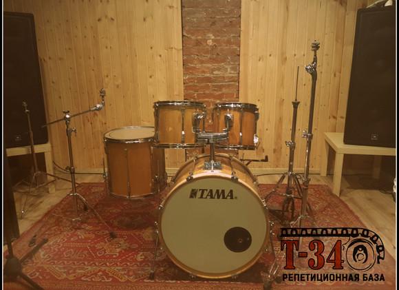 Репетиционная база Т-34 комната №3