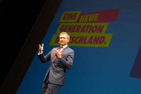FDP-Dreikönigstreffen 2018