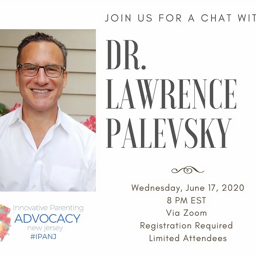 LIVE Chat with Dr. Palevsky