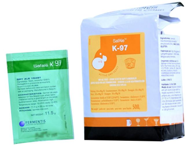 Fermento SafAle K-97