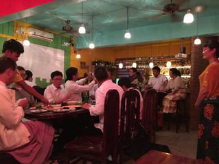 ミャンマーの集い