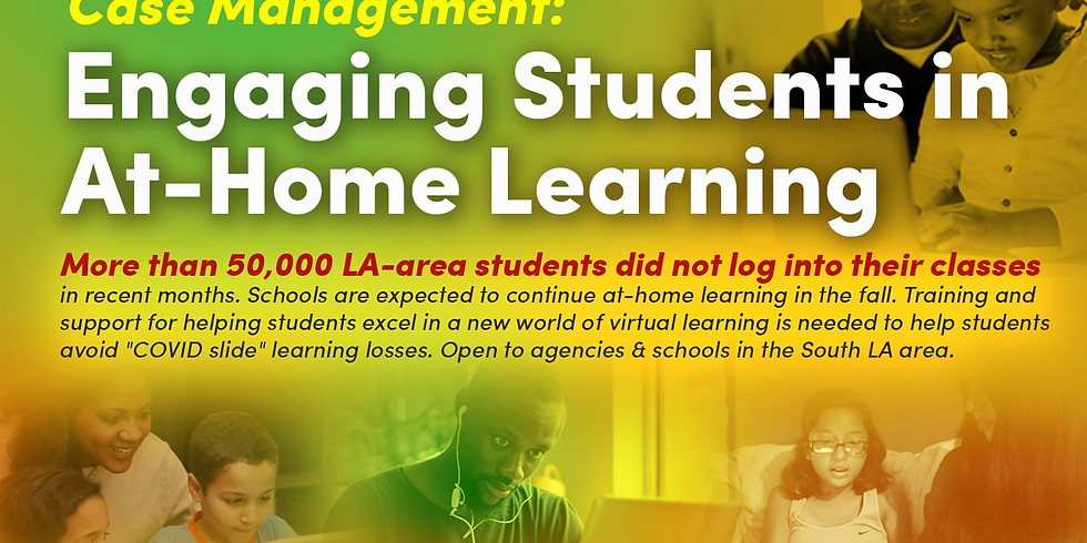 Case Management: Engaging Students in At-Home Learning