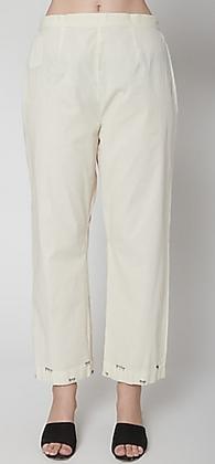 Eye Detailed Pants