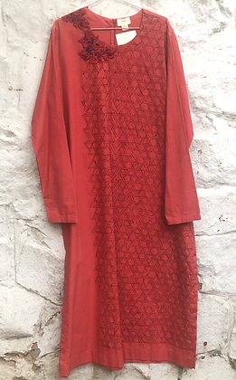 Triangle kurta