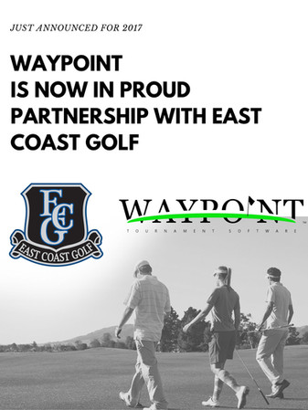 WayPoint Partners with East Coast Golf Management