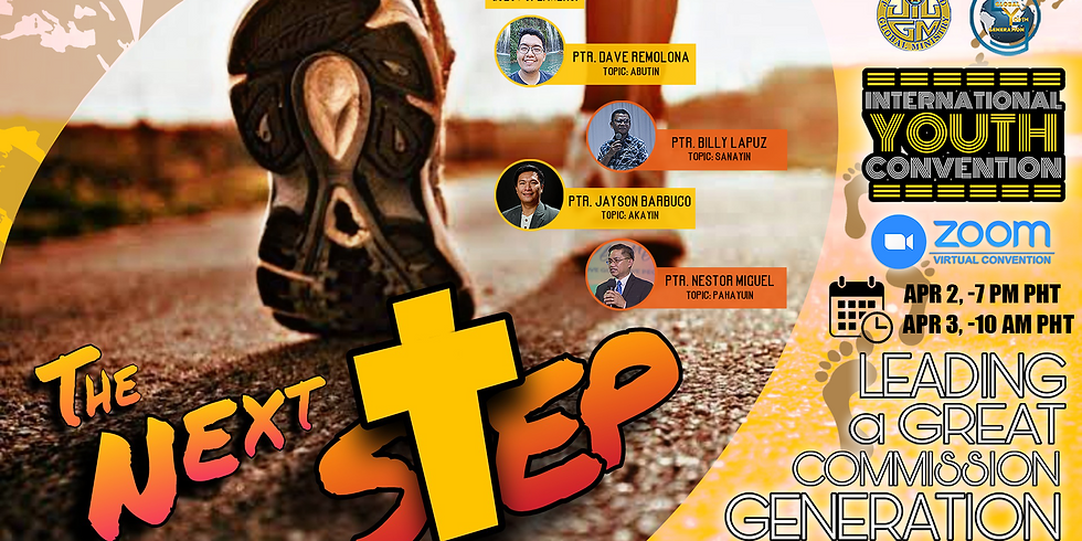 """The Next Step: """"Leading a Great Commission Generation"""""""
