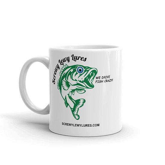 Screwy Lewy Logo Mug