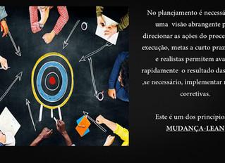 Transições no novo contexto organizacional: MUDANÇA-LEAN