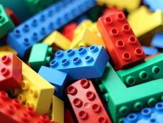 As quatro etapas que conduzem o método Lego Serious Play
