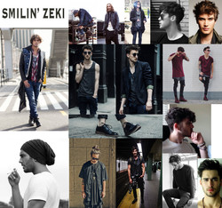 Zeki: Visual research on the charact