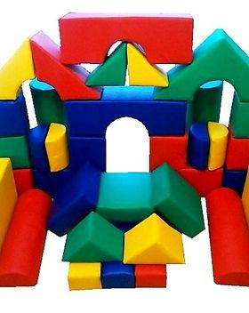 Мягкиеигровыемодули для дома и детских садов