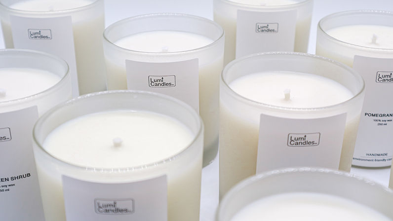 Lumi candles Philippines