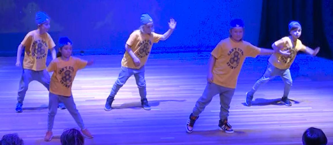 Crown St Junior Hip Hop Term 3