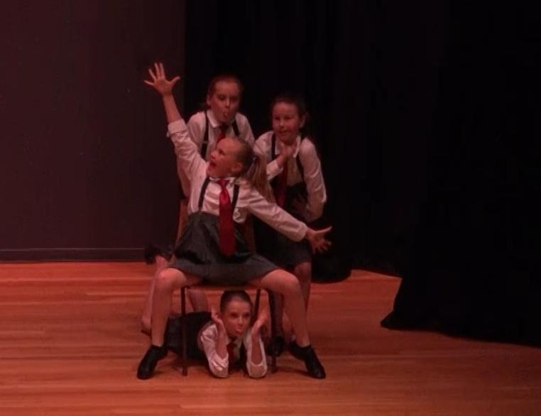 Newtown Musical Theatre Jazz Term 3