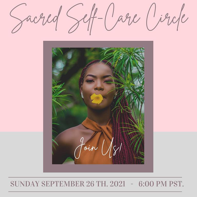 Sacred Self-Care Sister Circle