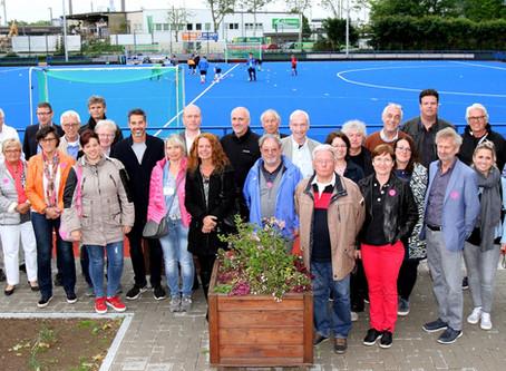 Tennistreff beim Höchster Hockey- und Tennis-Club