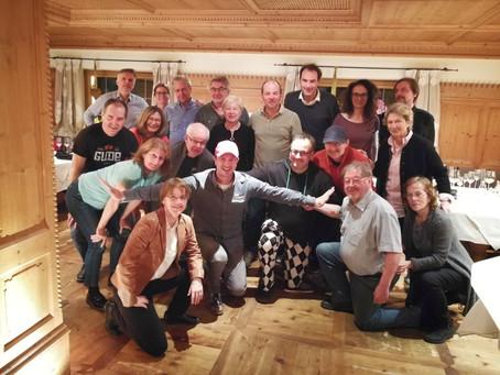 42. Skiseminar des Vereins Frankfurter Sportpresse