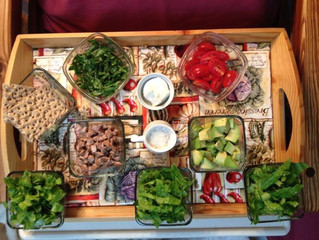 Can you Identify the Proteins, Fats, and Carbohydrates on this dinner tray?