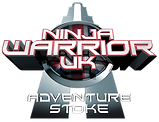 Ninja Warrior UK Adventure Stoke Logo (3
