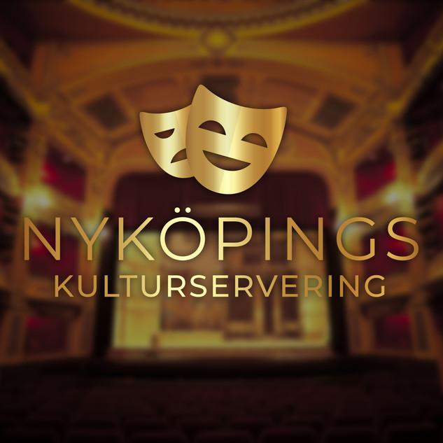 LOGOTYP / NYKÖPINGS KULTURSERVERING