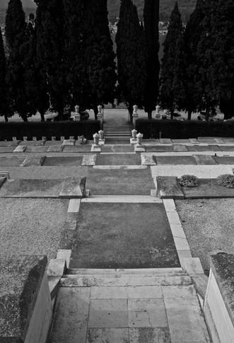 italian graveyard