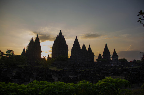 Prabanan Temple Indonesia