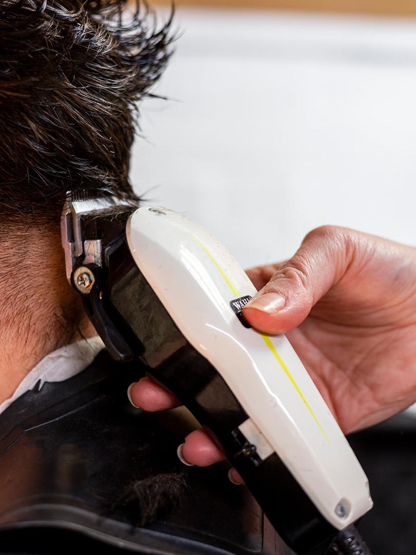 Gents haircuts