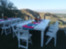 White tables with view L'Edge.jpg