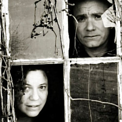 Chuck Baker and Sarah Lichti