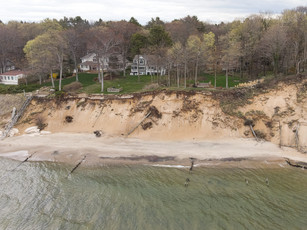 Bird's-eye View of Climate Change in Michigan