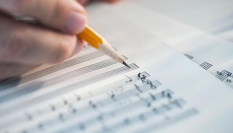 tution sheet music