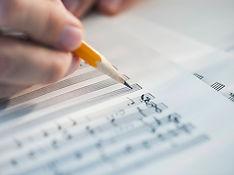 comporre musica