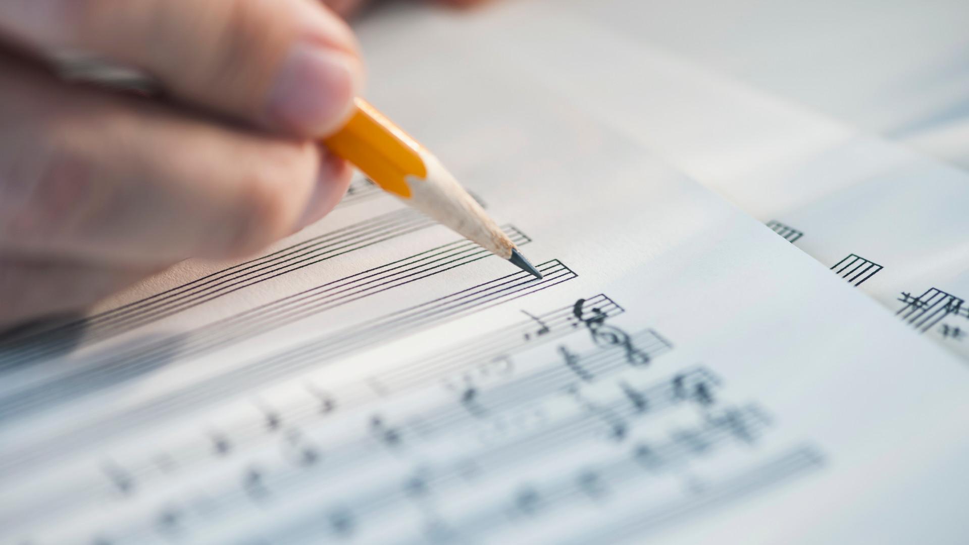 Oluşturma Müzik