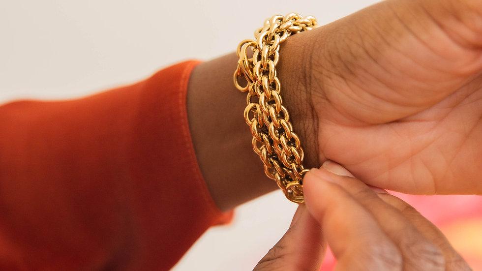 Le Serpent Rope Bracelet