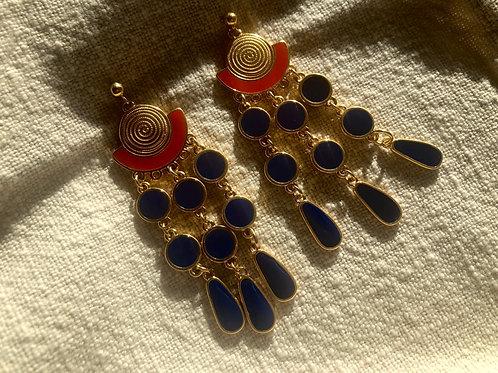 Le Soleil Brille Earrings