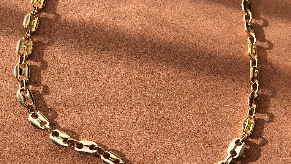 Elaheh Baroque Pearl Necklace (PRE-ORDER)