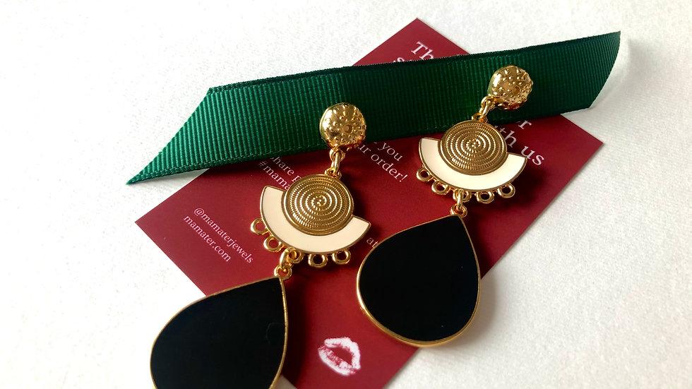 Nephele Soleil Earrings (PRE-ORDER)