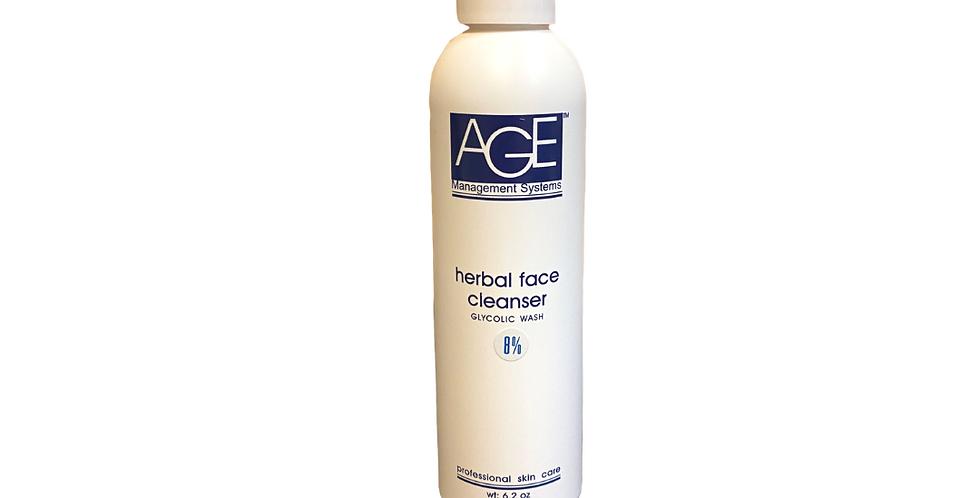 Herbal Face Cleanser 8%