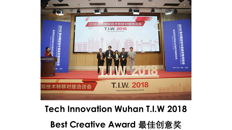 T.I.W 2018 - Best Creative Award VEON@Experiene