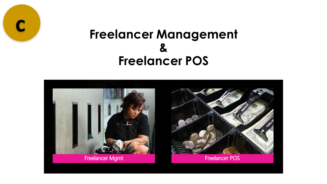 Freelancer Mgmt & Freelancer POS