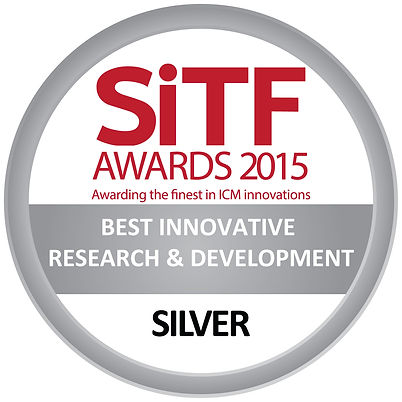 SiTF Awards Best Innovative R&D