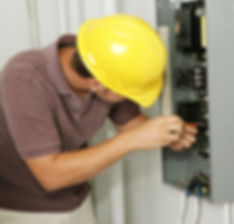 bigstock-Electrician-Breaker-Panel-20096