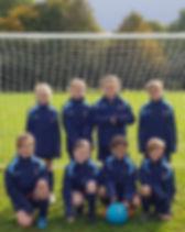 AALGIFC U9s Team 2018-19