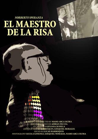 EL  MAESTRO DE LA RISA POSTER.jpg