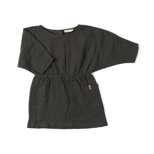 NixNut | Flair Dress - antracite