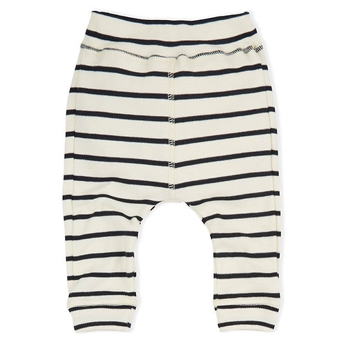 Organic Zoo | Breton Stripe Pants